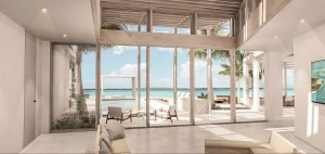Panorama Y House Beach View