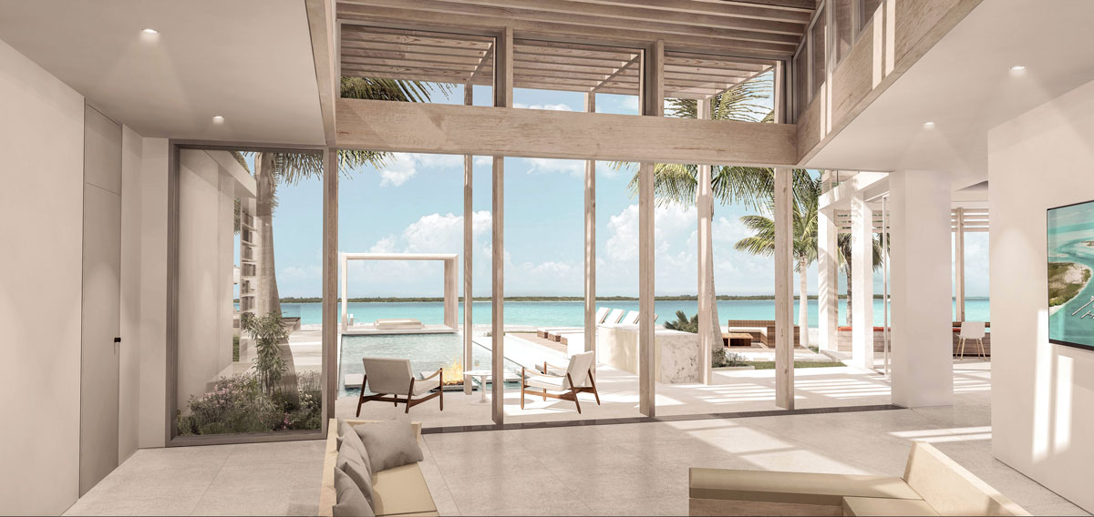 Providenciales Villas for Sale Project Showcase, Blue Cay Estate