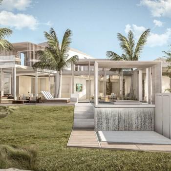 The Panorama 'Y' House Beachfront
