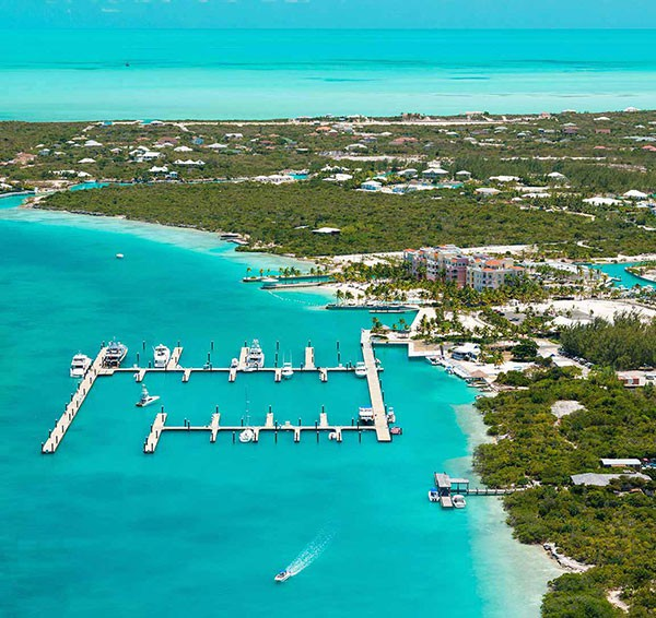 Leeward, Marina Close to Blue Cay Estate Luxury Villas