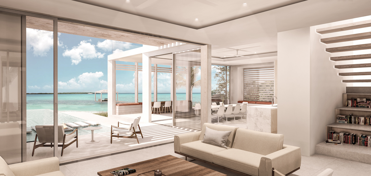 Interiors Final Update: Blue Cay Estate, Turks And